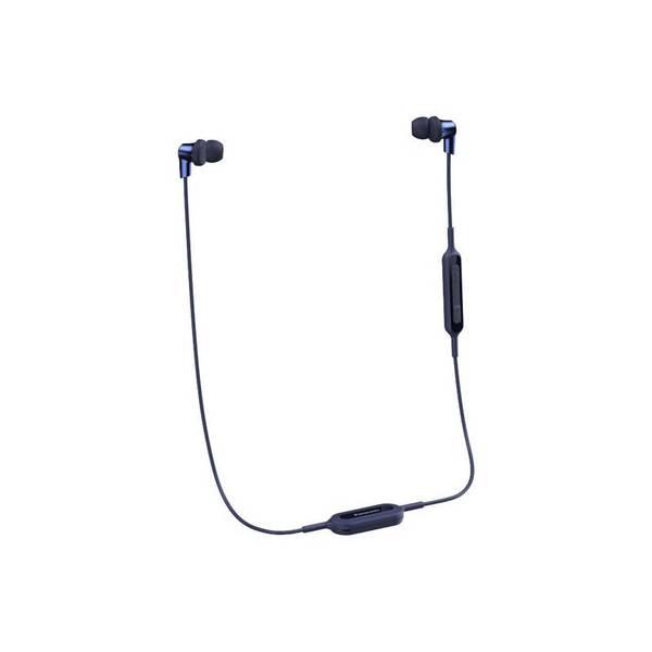 Слушалки с микрофон Panasonic RP-NJ300BE-A